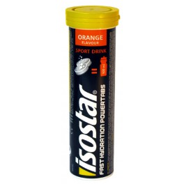 Isostar 120g Power Tabs, orange