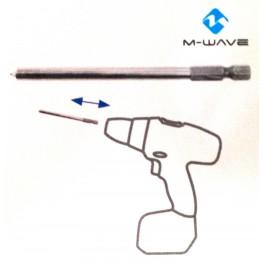 Nár. bit nástavec na niple pre elektrický skrutkov