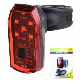 Svetlo zadné MPB brzdové, 5 LED. V cene výrobku je
