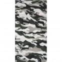 Multifunkčná šatka motív maskáčový, polyester