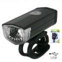 Svetlo predné MPB 1 biela 3 Watt LED, 200 Lm 3F, U